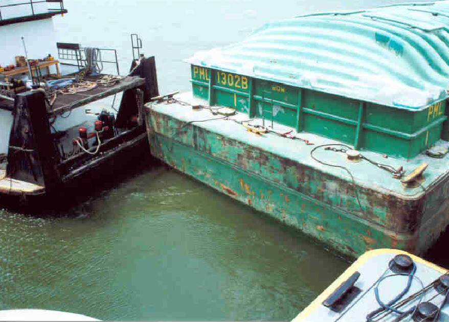Nine Days on a Towboat